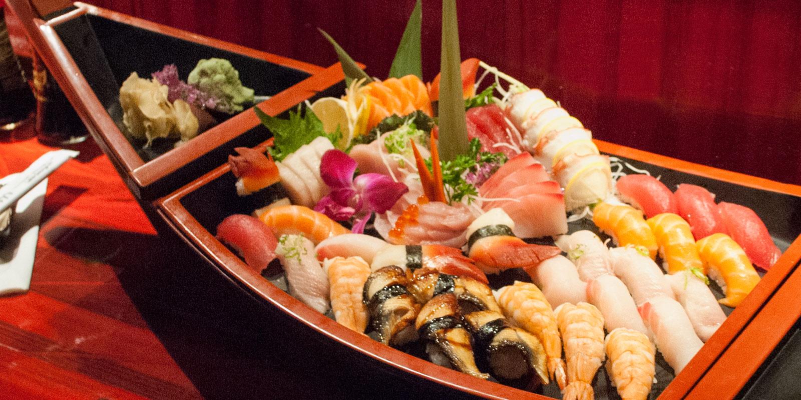 SushiBoat